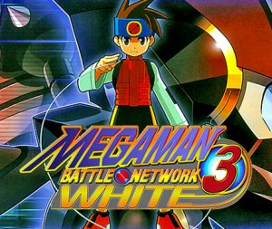 Mega Man Battle Network 3 White (Mega Man Battle Network 3 Blue) per Nintendo Wii U