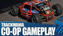 TrackMania Turbo - Video del gameplay co-op