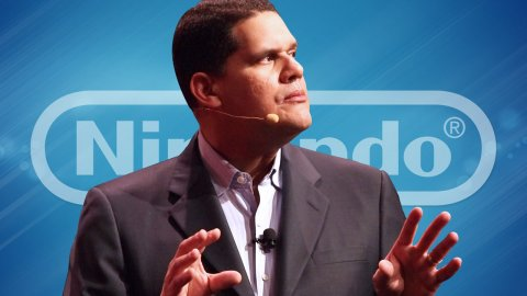 Reggie Fils-Aimé is writing a book about his years at Nintendo