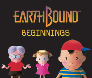 Earthbound Beginnings per Nintendo Wii U