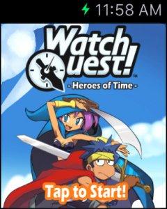 Watch Quest per Apple Watch