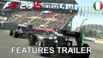 """F1 2015 - Il trailer """"Features"""" in italiano"""