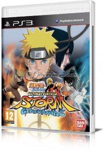 Naruto Shippuden: Ultimate Ninja Storm Generations per PlayStation 3