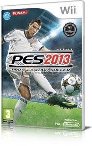 Pro Evolution Soccer 2013 (PES 2013) per Nintendo Wii