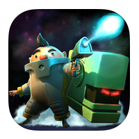 Tales from Deep Space per iPhone