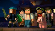 Minecraft: Story Mode - Trailer d'esordio