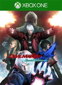 Devil May Cry 4 Special Edition  per Xbox One