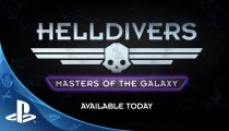 Helldivers - Trailer del DLC Masters of the Galaxy