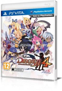 Disgaea 4: A Promise Revisited per PlayStation Vita