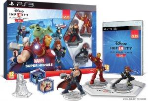 Disney Infinity 2.0: Marvel Super Heroes per PlayStation 3