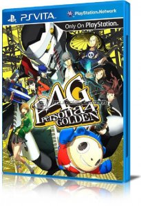 Persona 4: Golden per PlayStation Vita