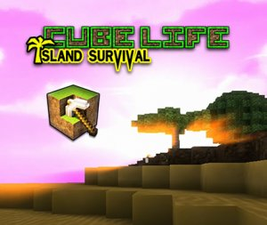 Cube Life: Island Survival per Nintendo Wii U