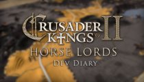 Crusader Kings II: Horse Lords - Videodiario sulle feature