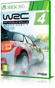 WRC: FIA World Rally Championship 4 per Xbox 360