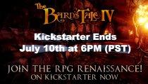The Bard's Tale IV - Un video per spingere la campagna Kickstarter