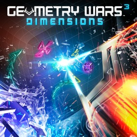 Geometry Wars 3: Dimensions Evolved per Xbox 360