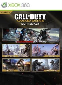 Call of Duty: Advanced Warfare - Supremacy per Xbox 360