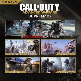 Call of Duty: Advanced Warfare - Supremacy per PlayStation 3