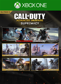 Call of Duty: Advanced Warfare - Supremacy per Xbox One