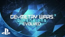 Geometry Wars 3: Dimensions Evolved - Trailer di lancio