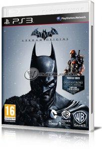 Batman: Arkham Origins per PlayStation 3