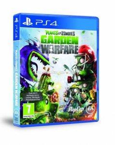 Plants Vs. Zombies: Garden Warfare per PlayStation 4