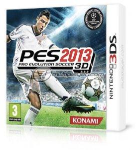 Pro Evolution Soccer 2013 (PES 2013) per Nintendo 3DS