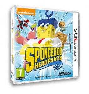 SpongeBob HeroPants per Nintendo 3DS