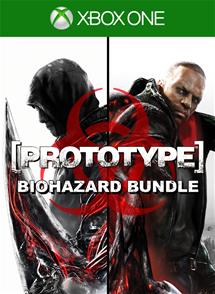 Prototype: Biohazard Bundle per Xbox One