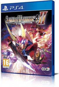 Samurai Warriors 4-II per PlayStation 4