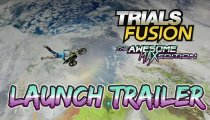Trials Fusion - Awesome Level MAX Edition - Trailer di lancio