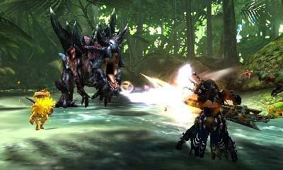 Monster Hunter Generations: un video sugli stili di caccia