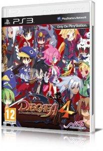Disgaea 4: A Promise Unforgotten per PlayStation 3