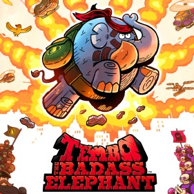 Tembo The Badass Elephant per PlayStation 4