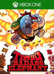 Tembo The Badass Elephant per Xbox One
