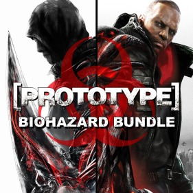 Prototype: Biohazard Bundle per PlayStation 4