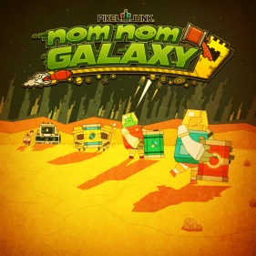 Nom Nom Galaxy per PlayStation 4