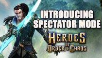 Heroes of Order & Chaos - Trailer della modalità spettatore