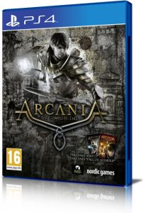 Arcania: The Complete Tale per PlayStation 4