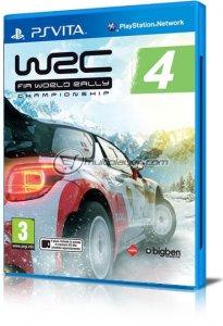 WRC: FIA World Rally Championship 4 per PlayStation Vita