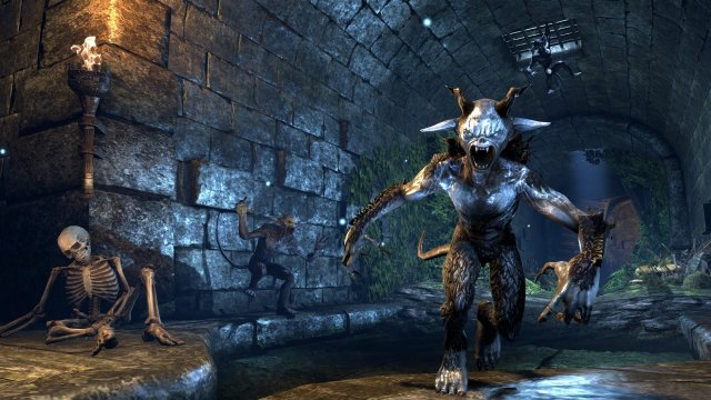 The Elder Scrolls Online: Tamriel Unlimited - Imperial City