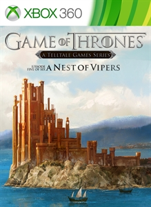 Game of Thrones - Episode 5: A Nest of Vipers per Xbox 360