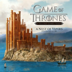 Game of Thrones - Episode 5: A Nest of Vipers per PlayStation 4
