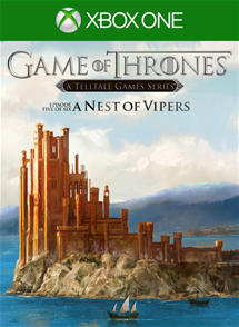 Game of Thrones - Episode 5: A Nest of Vipers per Xbox One
