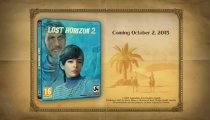 Lost Horizon 2 - Trailer GamesCom 2015
