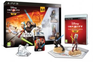 Disney Infinity 3.0: Star Wars per PlayStation 3