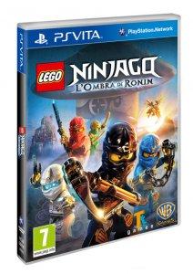 LEGO Ninjago: L'Ombra di Ronin per PlayStation Vita