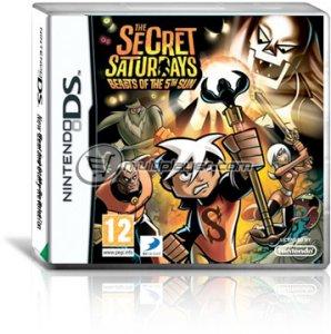 The Secret Saturdays: Beasts of the 5th Sun per Nintendo DS
