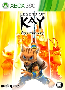 Legend of Kay Anniversary per Xbox 360