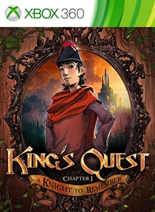 King's Quest - Chapter 1: A Knight to Remember per Xbox 360